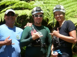 Our Guides, Mahalo!