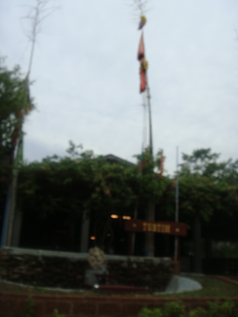 Front of Tub Tiem Office