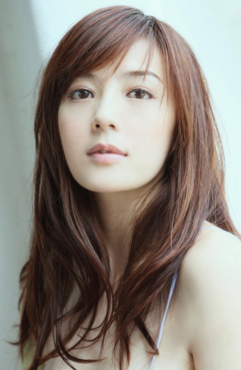 Actress/model Zhou Wei Tong is often sited as the most beautiful woman in China.