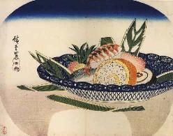 Japanese Food History and List Menu Terms