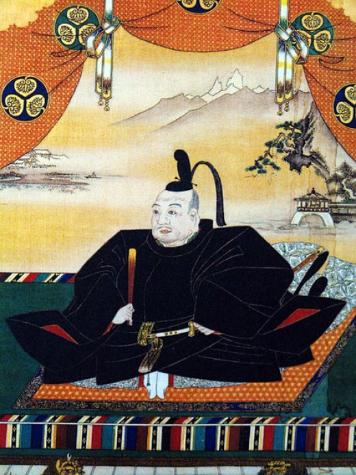 Tokugawa Ieyasu (徳川 家康?, January 31, 1543 – June 1, 1616) was the founder and first shogun of the Tokugawa shogunate of Japan,