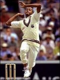 Courtney Walsh: West Indies fast bowler and cricket legend