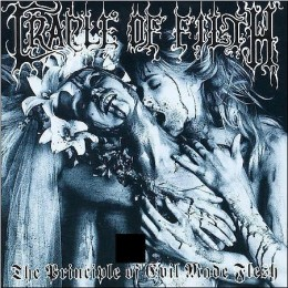 The vocal style of Cradle of Filth has evolved overtime.