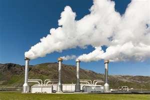 Geo Thermal Energy