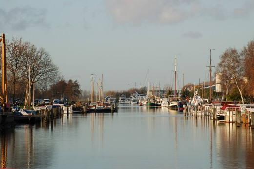 Harbour of Elburg