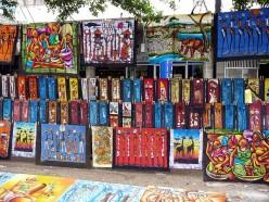 The Maputo Market