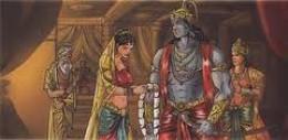 Sita swayamvara