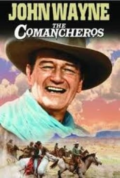 The Comancheros and The Journey To The Center Of The Earth