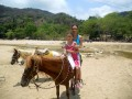 Take a horse to Quimixto
