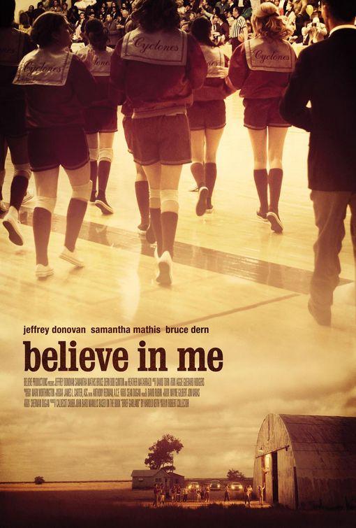Believe in Me Poster