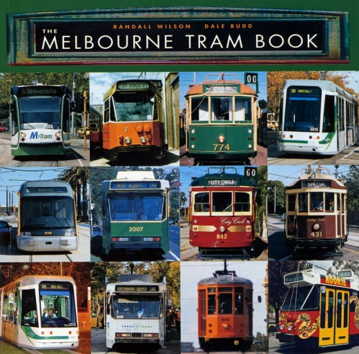 Current and previous trams of Melbourne