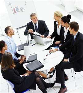 Management accounting is geared towards internal users, especially managers at different levels.