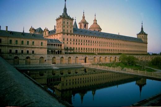 El Escorial, Spain.