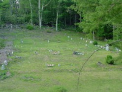 A Great American Haunting: Dark Hollow Cemetery