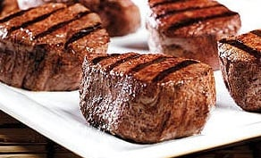 Filet mignon is so tender and juicy it can be cut with a butter knife. No tenderizing needed. It is the king of beef cuts!