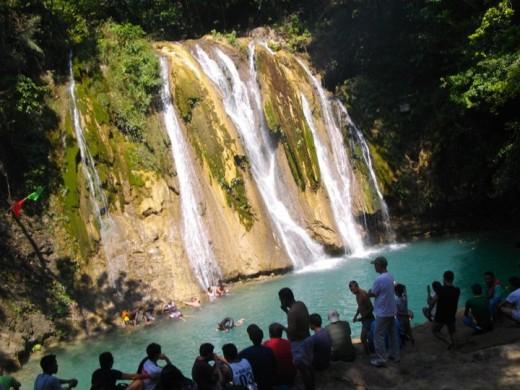 The Daranak Falls