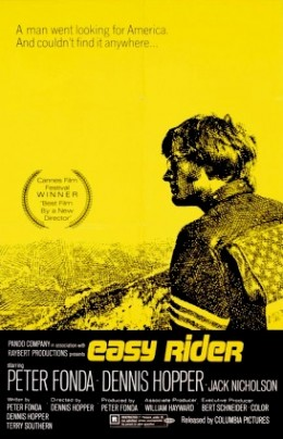 Easy Rider Theatrical Poster