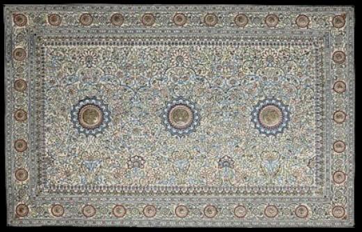 Baroda Pearl Carpet from rugrag.com