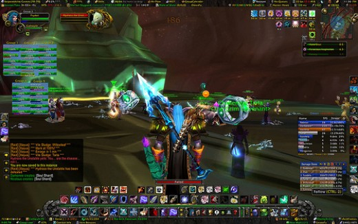 Screenshot from World of Warcraft.