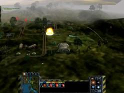 Intercepting the Bandit convoy.