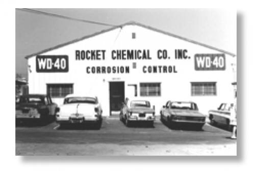 The Rocket Chemical Company, Inc. was founded in 1952 by chemist Norm Larsen and three investors.