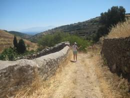 The Byzantine Path, Paros