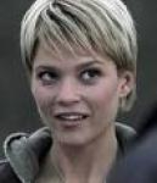 Nicki Aycox as Meg Masters