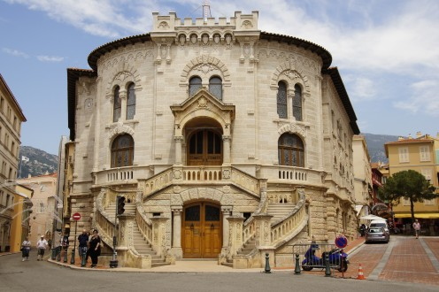 Palace of Justice, Monaco