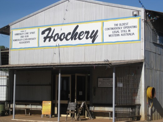 Visit the Hoochery