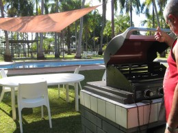BBq to use