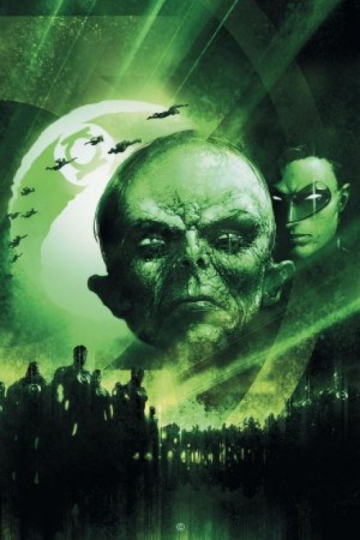 Green Lantern 67, War of the Green Lanterns