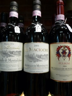 The Super Tuscans: Elixir of the Gods