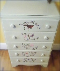 Beauty from a Beast: My Painted Dresser