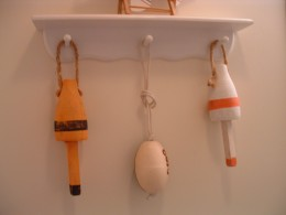 Painted Craft Buoys