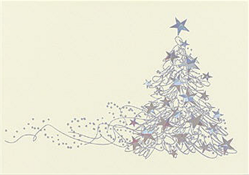 abstract Christmas Tree Coloring Pages Color Example