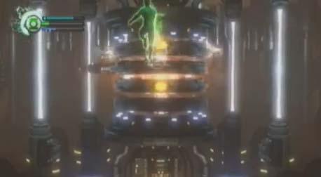 Green Lantern Cannon Blast Charger