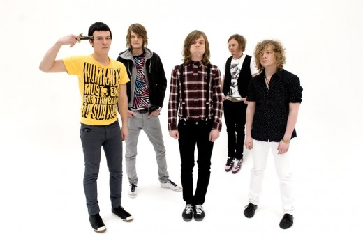 "Cage the Elephant - this quirky band rose to stardom in the past two years with hits like ""Ain't No Rest for the Wicked."""