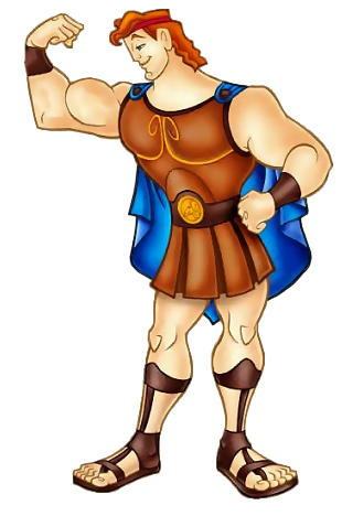 Greek Hercules Coloring Pages Color Example