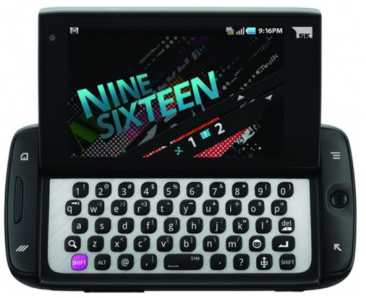 T-Mobile Sidekick 4G (by Samsung), the Sidekick is back, now Android-powered!