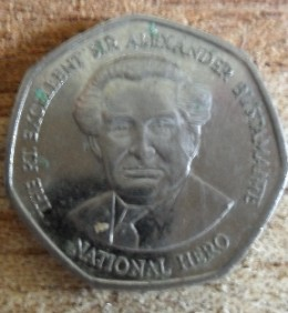 our one dollar coin