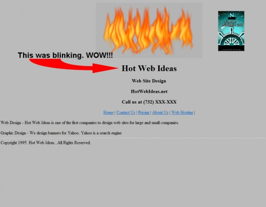 MY first web page...