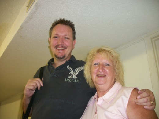 Mark Terry & Martha Sanderson
