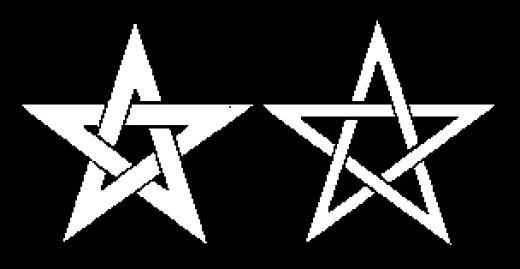 White magic symbol used to summon angels.