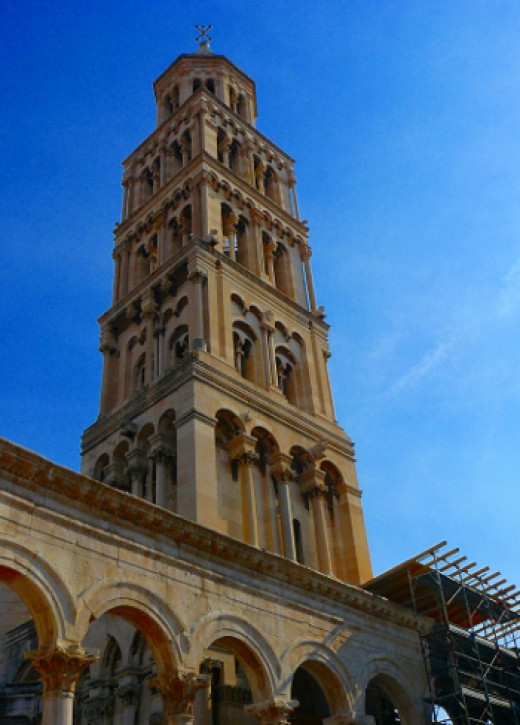 The Campanile of St Duge