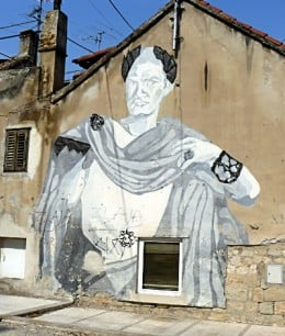 A Modern Depiction of Diocletian