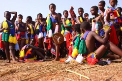 The Swazi Reed Dance