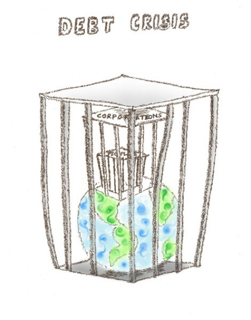 Global Debt Crisis: Copyright 2011 Remy Francis