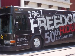 Freedom Riders Welcomed to Little Rock, Arkansas 50 Years Later
