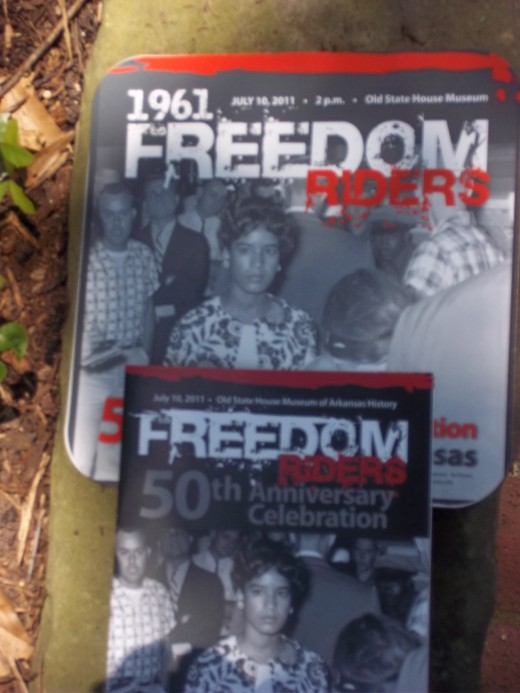 1961 Freedom Riders commemoration