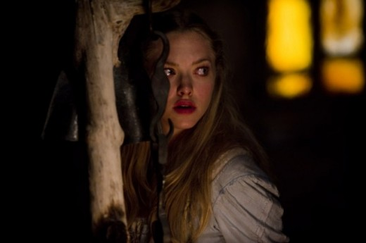 Amanda Seyfried plays the young Valerie